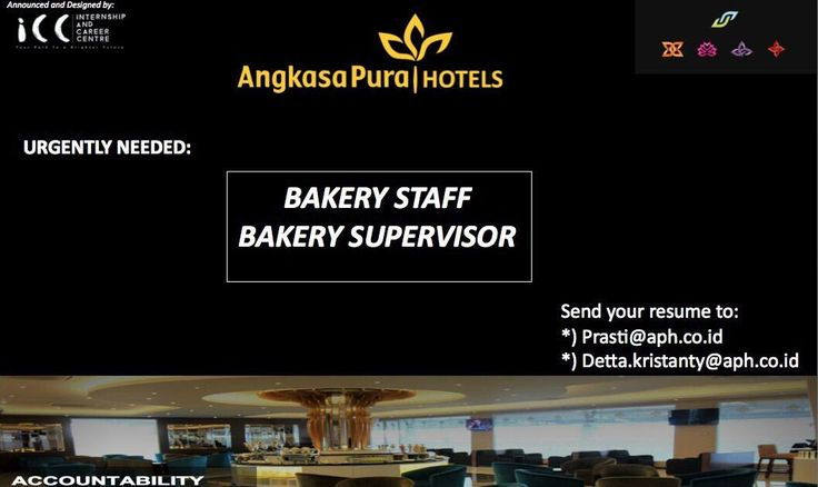 Hotelier Indonesia Jobs: Angkasa Pura Hotel Jobs News Sept 2017 Hotelier Indonesia magazine covers hotel management companies and every major chain headquarters. We reaches hotel owners, senior management, operators, chef and other staff who influence, designers, architects, all buyers, suppliers for hospitality products or services more than any other hotel publication in the world.. https://goo.gl/FZkaEe