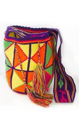 Handcrafted Bags by Wayuu Women  www.wayuunaikibags.com
