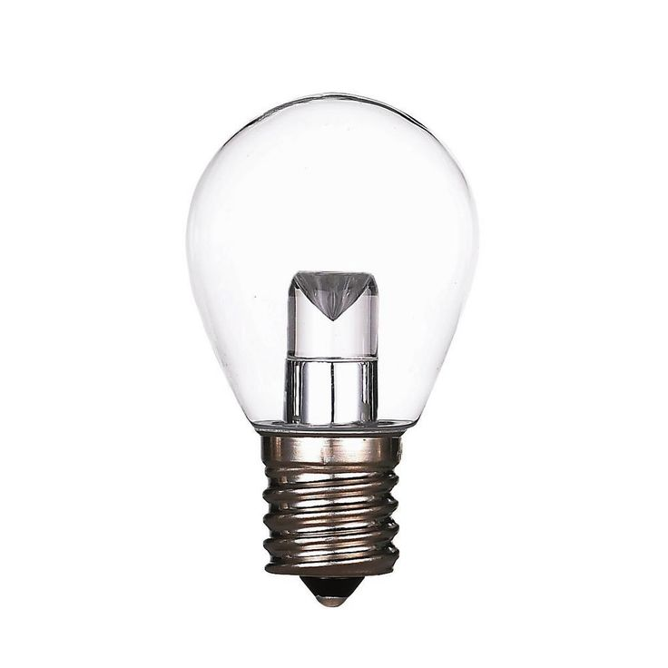 7.5W Equivalent Soft White S11 LED Dimmable Light Bulb