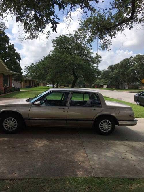 1989 Buick Park Avenue -  Bryan, TX #5851735930 Oncedriven