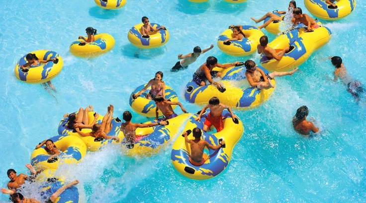 LanierWorld at Lake Lanier Islands Resort is a water