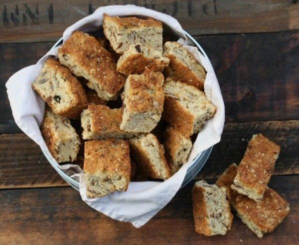 buttermilk bran muesli rusks