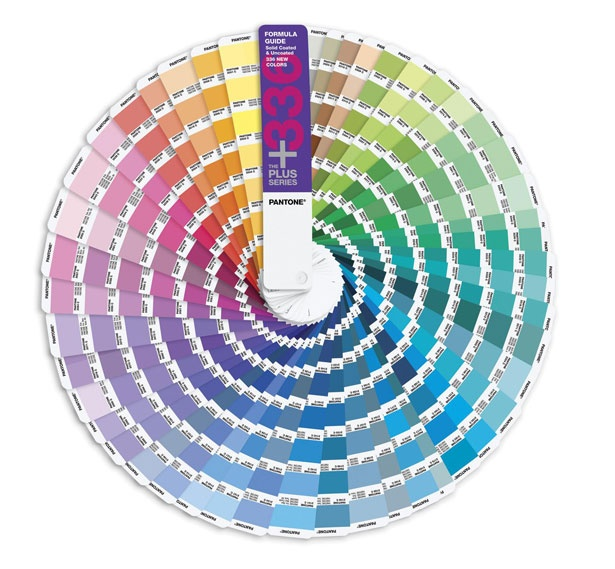 +336 News Colours Pantone