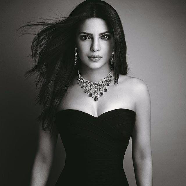 """Yay or Nay Priyanka Chopra for Nirav Modi Jewels @Bollywoodstylefile ❤❤❤ . Jewellery ~…"""