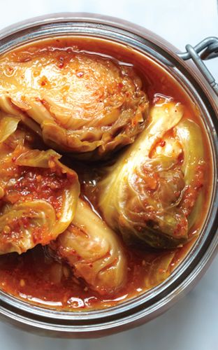 Homemade Brussels Sprouts Kimchi recipe: This one's a keeper!