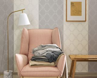 Moderne Tapeten- Schöner Wohnen von A.S. Création   http://www.as-creation.de/tapeten/brands/schoener-wohnen-tapeten/schoener-wohnen-8.html    #newwalls #ascreation #wallpaper
