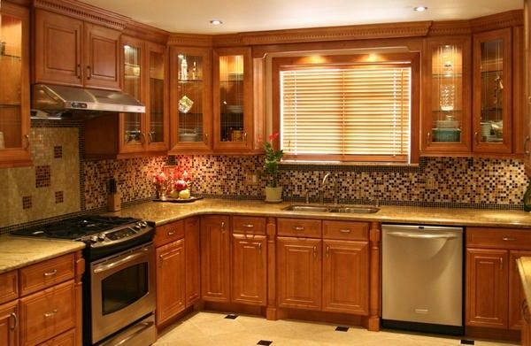 Cleaning Wood Kitchen Cabinets