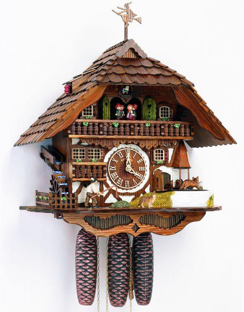 cuckoo clock pictures | Cuckoo Clock Repair Orange County - Coo Coo Clock Repairs | The ...
