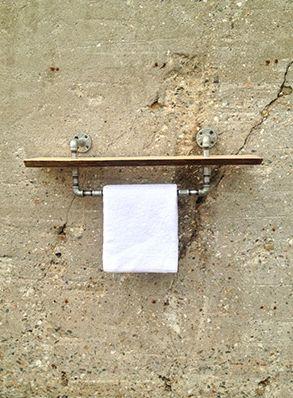 porte serviette en bois flotté signé Pür cachet http://www.purcachet.com/index.php/vente-en-ligne-acc-bain