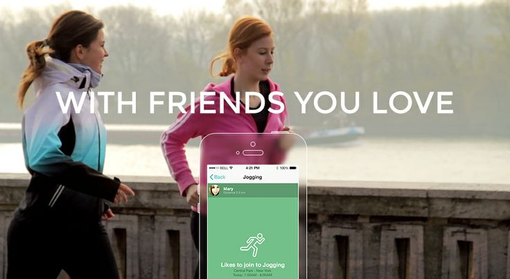 Homepage - with friends you love