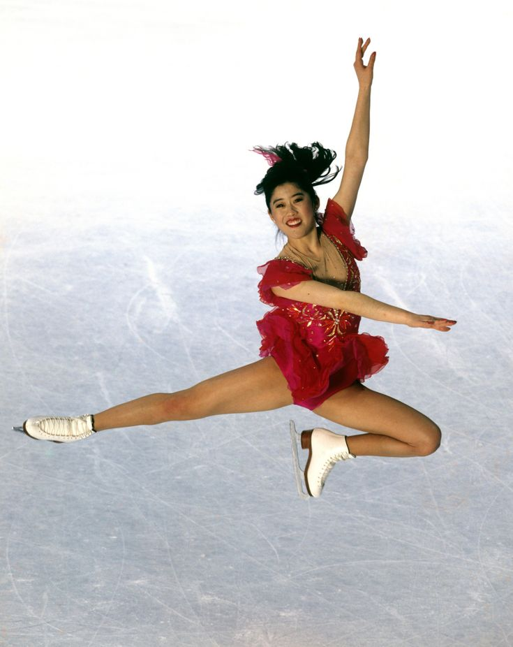 She is still my all time idol. I wanted to be her when I skated. Kristi Yamaguchi - Olympic Ice Skater...