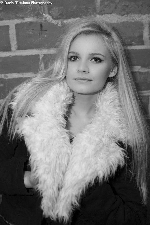 Blonde girl by Dorin Tutuianu on 500px