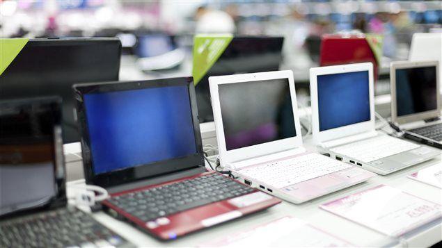 Les ventes d'ordinateurs poursuivent leur déclin