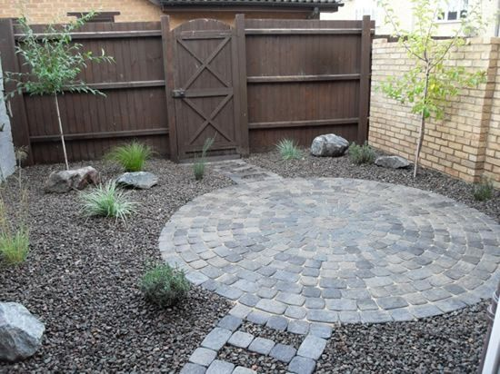 Low maintenance landscaping low maintenance garden for Low maintenance backyard