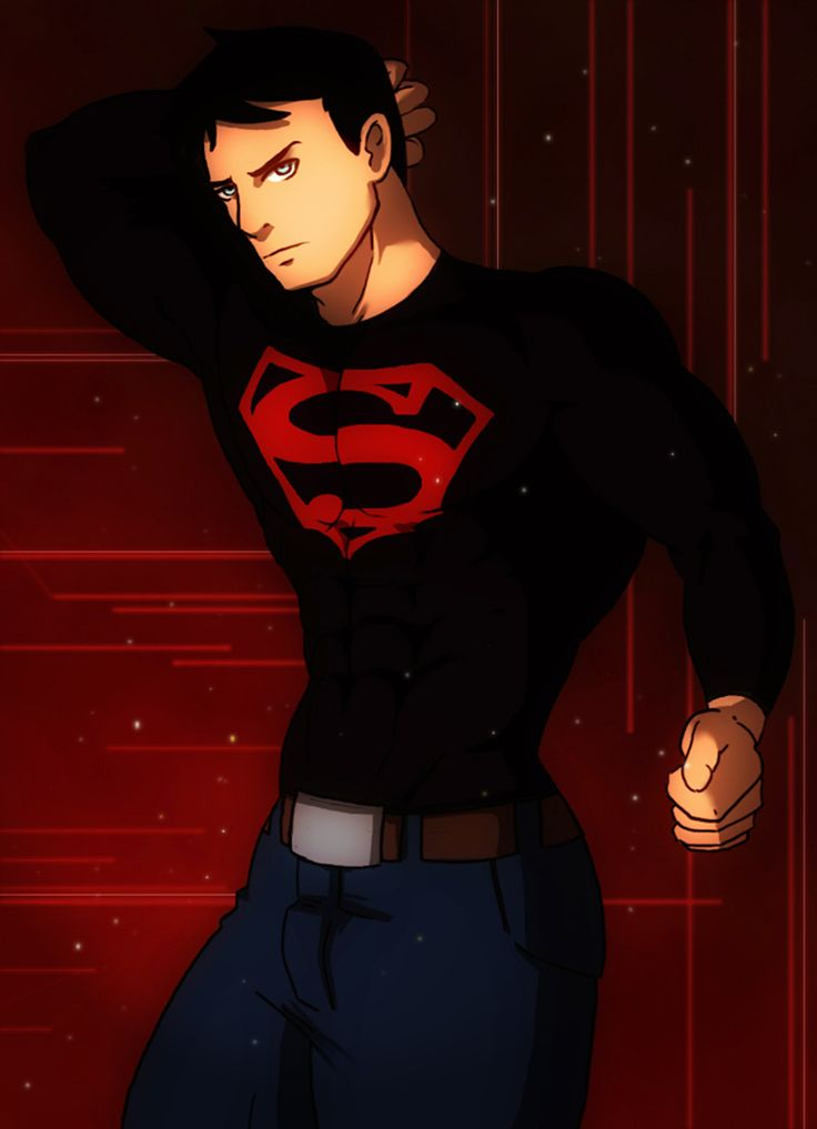 17 Best images about kon-el on Pinterest | Superboy prime ...
