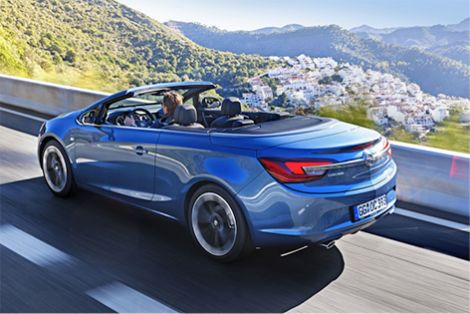 Surprise! Opel Cascada - Lifestyle NWS
