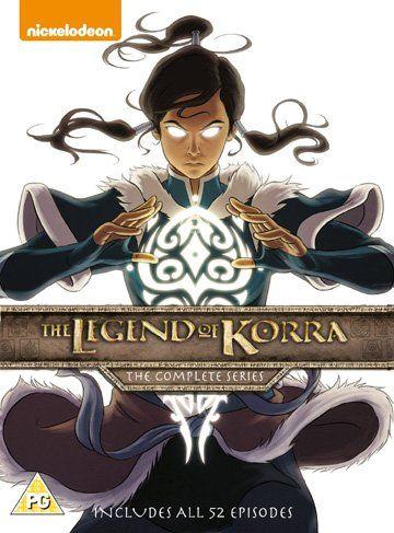 La Légende de Korra / The Legend of Korra (Complete Series) - 8-DVD Box Set ( The Last Airbender: The Legend of Korra (52 Episodes) ) [ Origine UK, Sans Langue Francaise ]