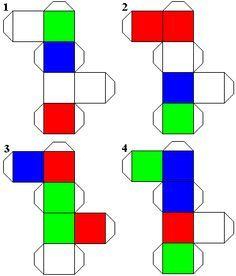 Colored Boxes Puzzle