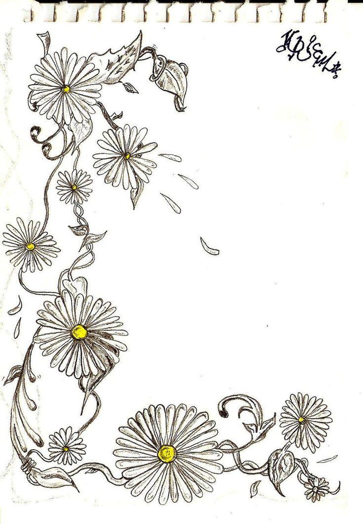 Daisy Chain By Krislikk666 D503mu3 900x1296 Pixels