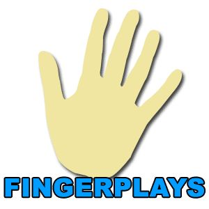 Fingerplays and fingerplay activities, finger puppets and more for teaching pre k children fun action songs with hand and finger movements. #preschool #prek #fingerplays