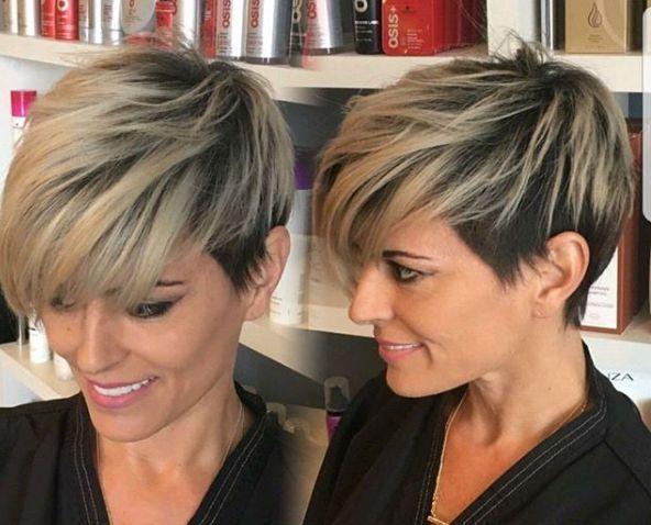 Du bist von Deinen Haaren total gelangweilt und möchtest Dich äußerlich verä… – Haarpflege Frisuren