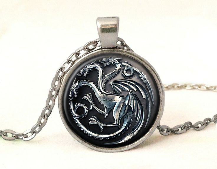 GAME OF THRONES Necklace, 0240POS from EgginEgg by DaWanda.com