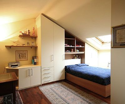 37 best images about armadi e cabine armadio con accessori for Arredare mansarda ikea
