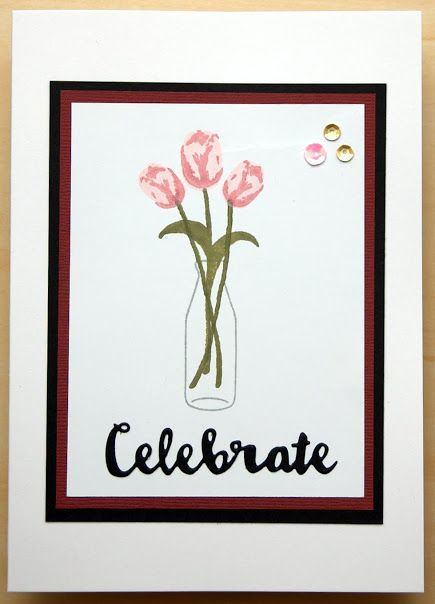 Created using Clearly Besotted With Love stamps.