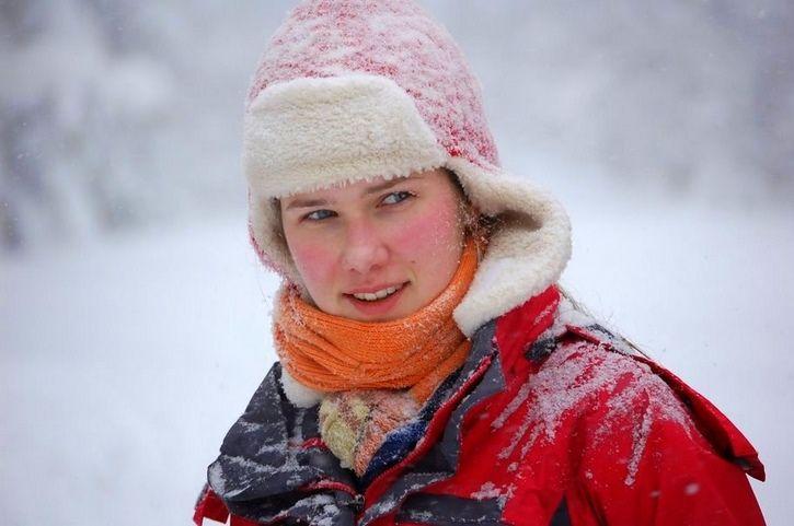 BESKID MOUNTAINS POLAND WINTER WONDERLAND SNOW Beskidy