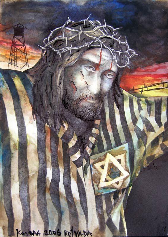 Interesting - The Many Faces Of Jesus - Religion (1) - Nigeria