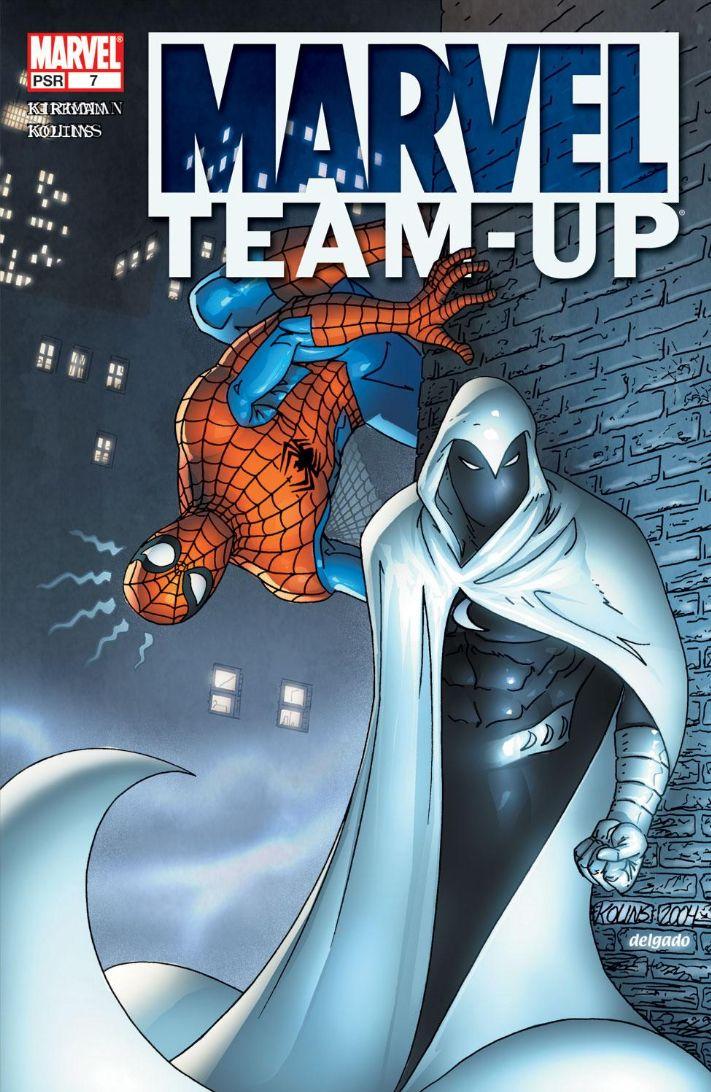 MARVEL TEAM-UP (2004) #7