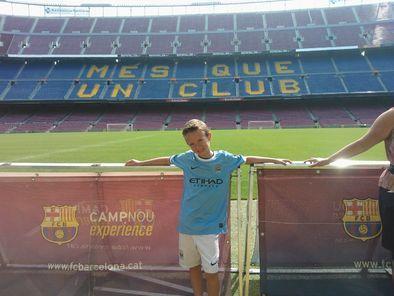 FC Barcelona Football Stadium Tour and Museum Tickets   Viator