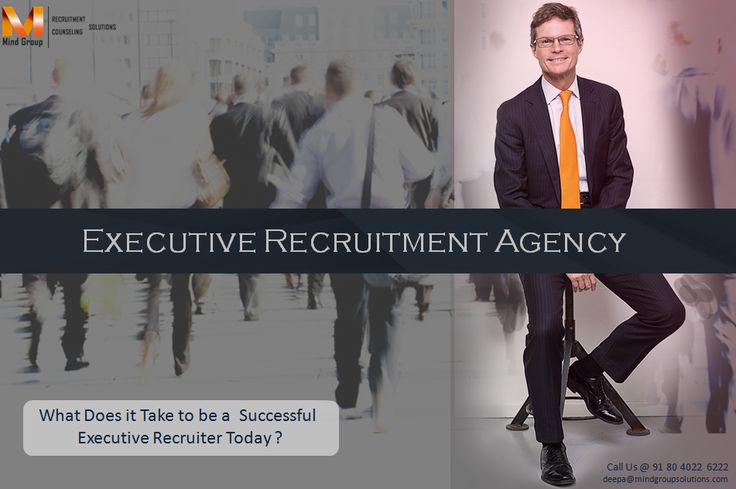 Executive recruitment service agency in Bangalore, India.