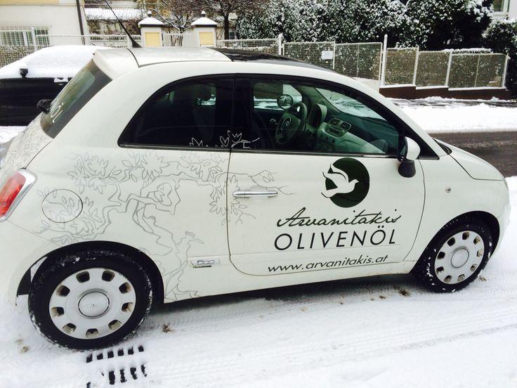 Arvanitakis Olivenölmobil