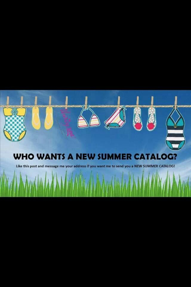 The Thirty-One summer 2014 catalog will be available May 1st.