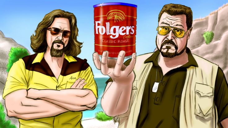 big lebowski fan art