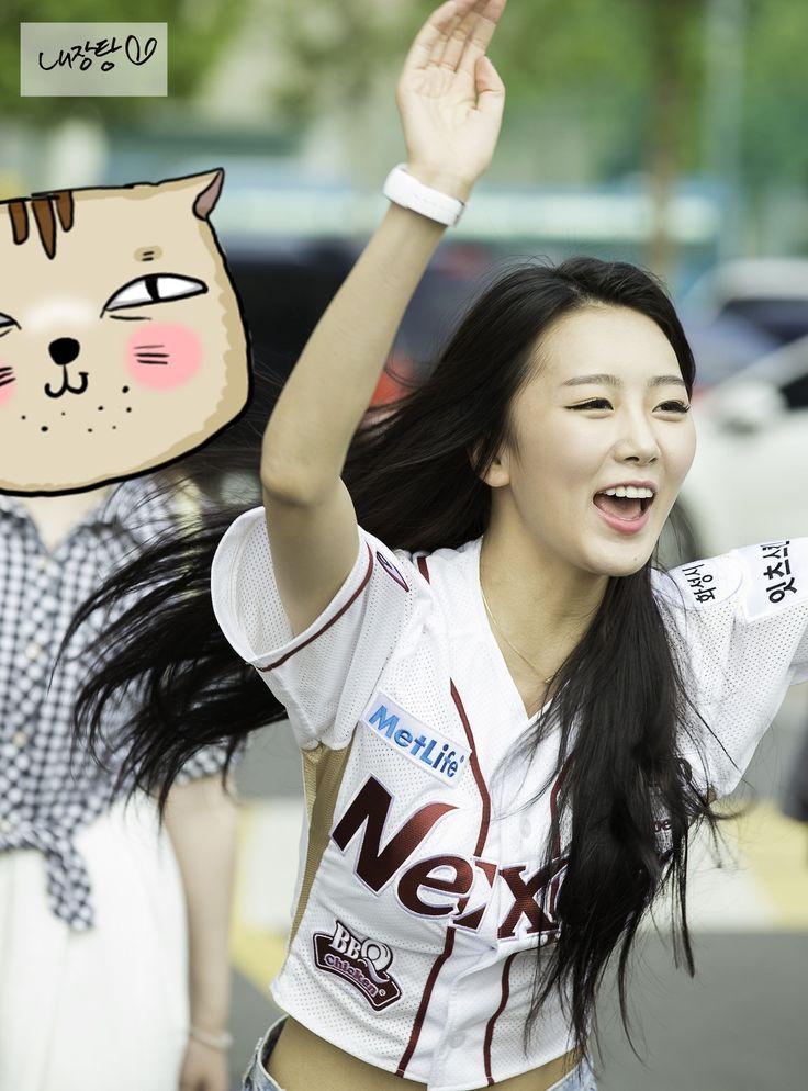 DAL SHABET - SuBin 수빈 commute to Nexen Heroes vs LG Twins baseball game 150621 #달샤벳 #박수빈 '넥센 히어로즈 vs LG 트윈스 경기 시구'