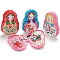 Russian Doll Sewing Kit Assortment