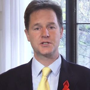 Nick Clegg calls for gay victims of the Nazis to be remembered in national Holocaust memorial...