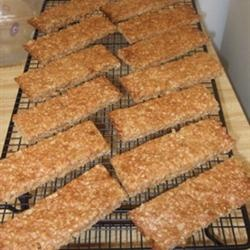 Playgroup Granola Bars - more addictive than you'd think @merlamar @ ...