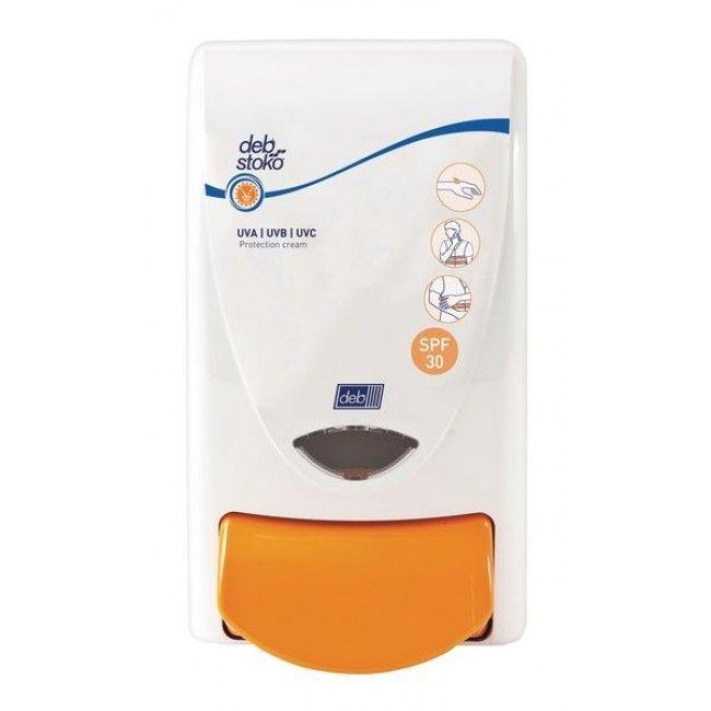 Deb Deflect Spf30 Sunscreen Dispenser Hand Sanitizer Hand