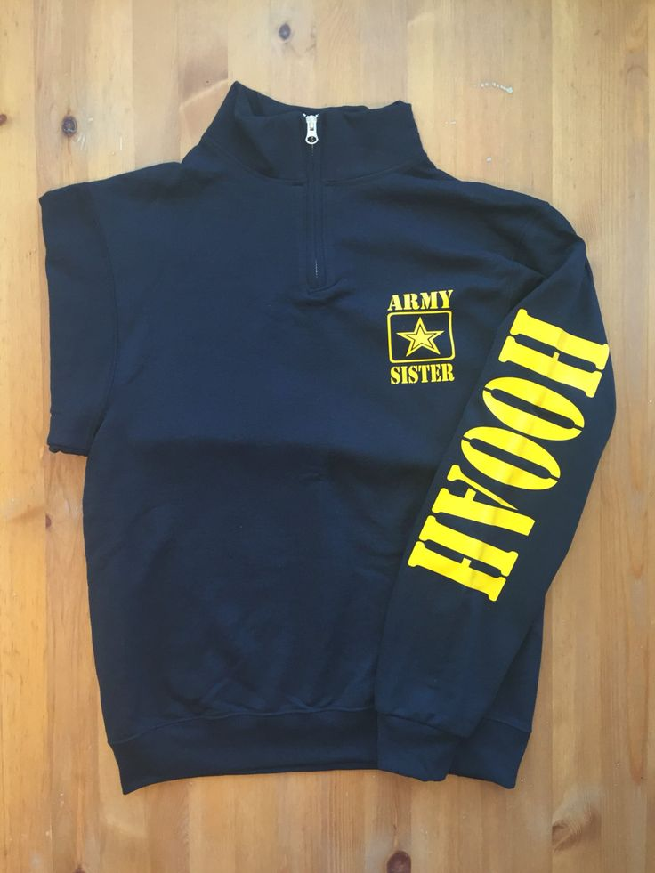 Army Sister, Army Wife, Army Mom, Army Girlfriend, Army Dad, Army Brother, Army Pull Over, Army Sweat Shirt, Army Sweatshirt, Army Jacket by LovingMyHero143 on Etsy
