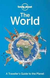 Lonely Planet The World (häftad)