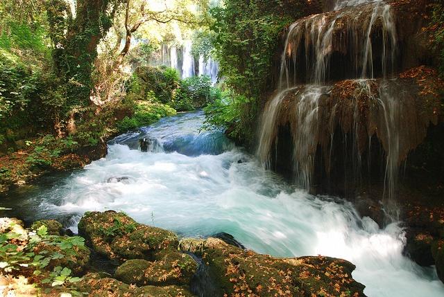Duden waterfalls..Antalya turkey