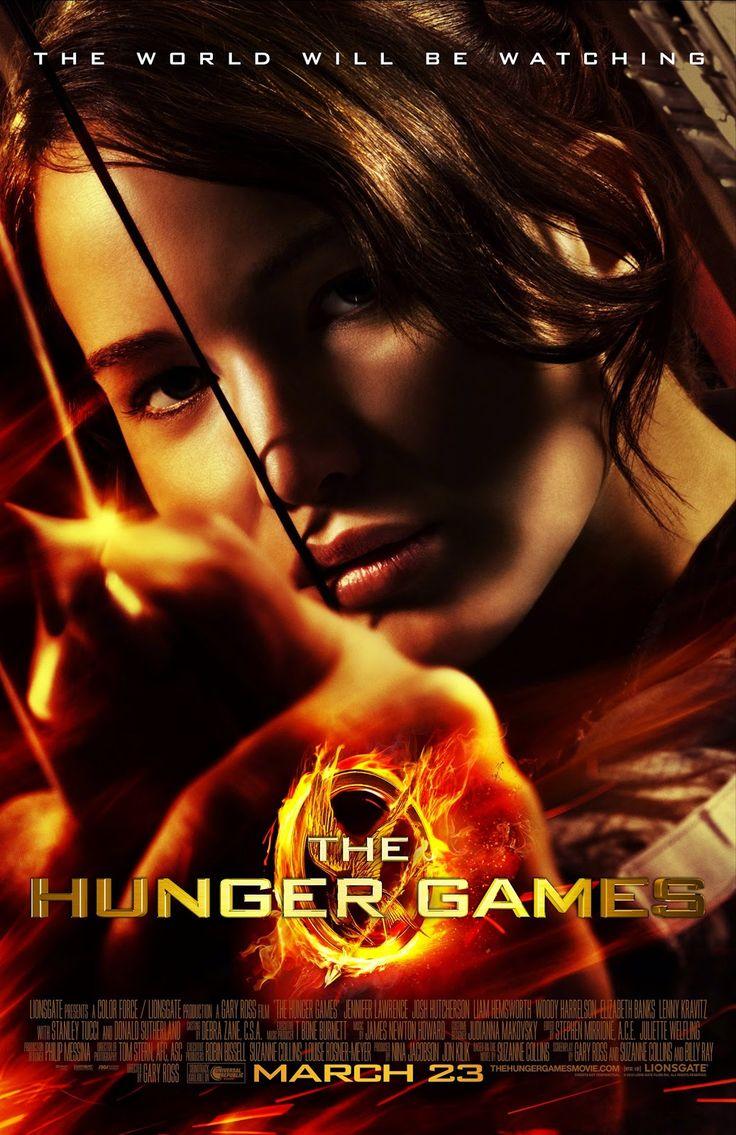 The Hunger Games 2012 Full (HD) Hunger games films