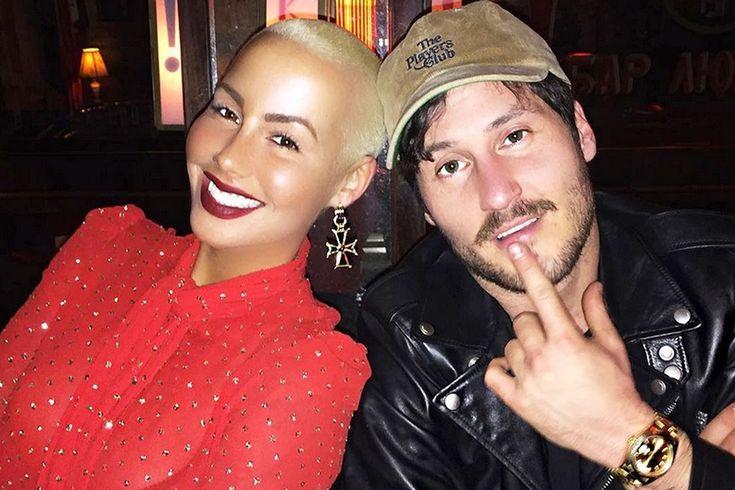 Amber Rose And Val Chmerkovskiy Split After 5 Months Of Dating #AmberRose, #ValChmerkovskiy celebrityinsider.org #Entertainment #celebrityinsider #celebrities #celebrity #celebritynews #rumors #gossip