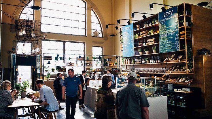 Finsk matkultur har fått et realt oppsving og på kort tid har Helsinki blitt en mathovedstad å regne med.