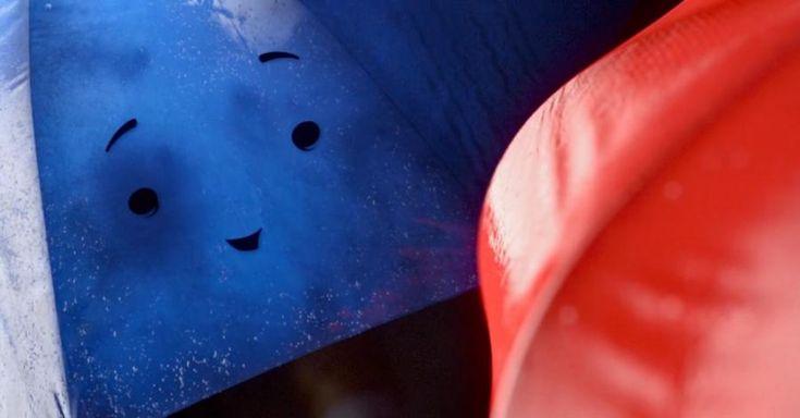 Miejski gwar i deszczowa miłość