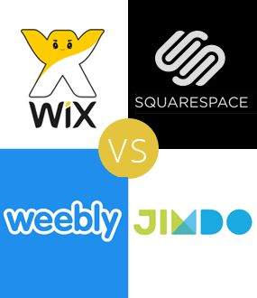 Comparing Wix vs Weebly vs Squarespace vs Jimdo? Click to see free summary of the pros & cons of each website creator at Website Builder Expert.