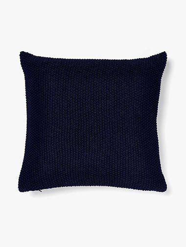 Cushion Moss Stitch 50x50cm Indigo – Shut the Front Door! online